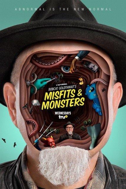 Bobcat Goldthwaits Misfits And Monsters S01E05 720p HDTV x264-YesTV
