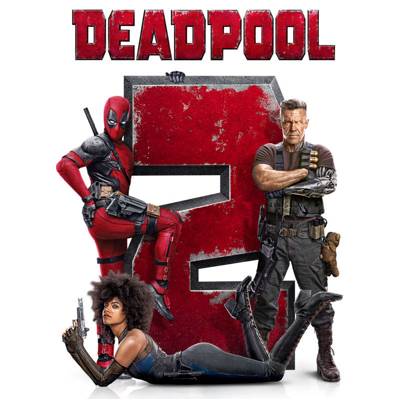 Deadpool 2 2018 HDRip XviD AC3-EVO