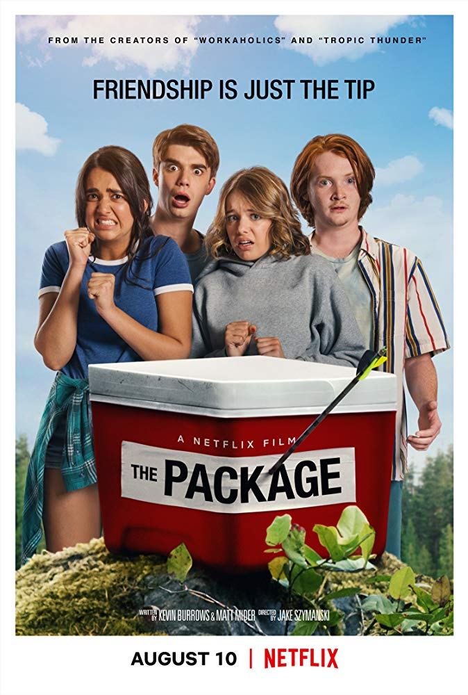 The Package (2018) 1080p NF WEB-DL DD5.1 x264-CMRG