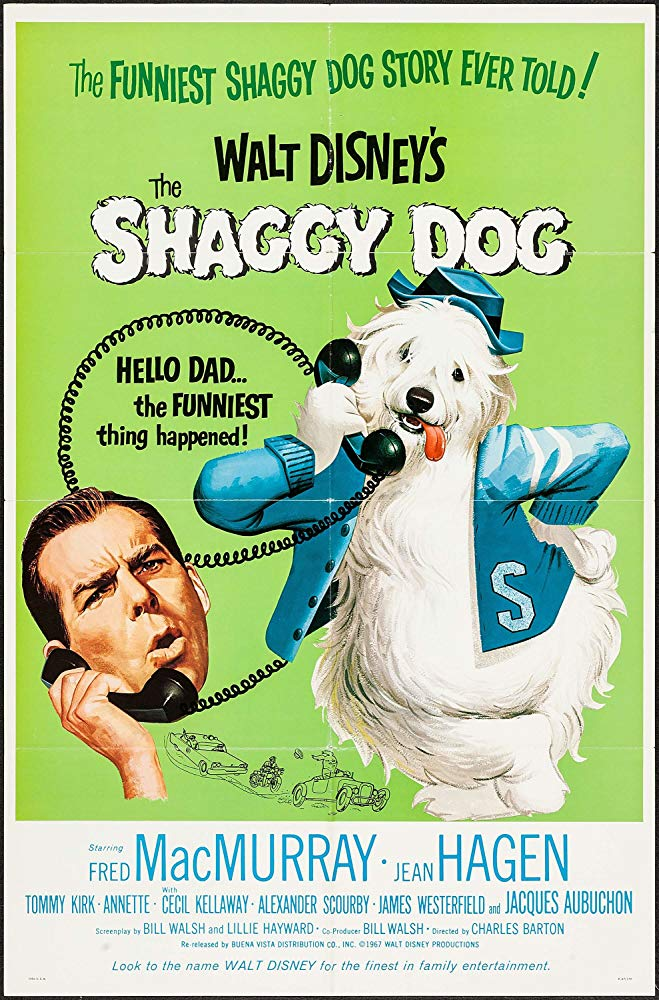 The Shaggy Dog 1959 WEBRip x264-ION10