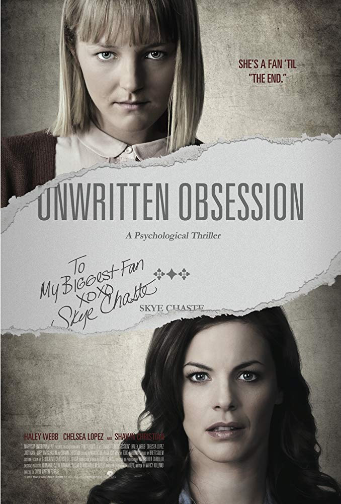 Unwritten Obsession 2017 HDRip XviD AC3-EVO