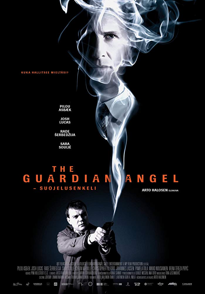 The Guardian Angel 2018 HDRip XviD AC3-EVO