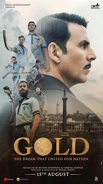 Gold (2018) Hindi Pre-CAMRip x264 700MB-DLW