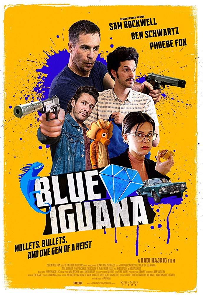 Blue Iguana 2018 HDRip XViD-ETRG
