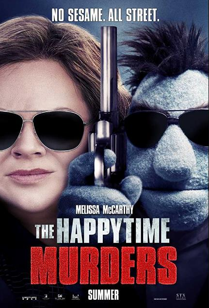 The Happytime Murders 2018 HDCAM XViD AC3-ETRG