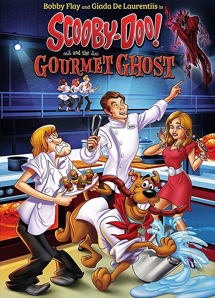 Scooby Doo and the Gourmet Ghost 2018 720p WEB-DL DD 5 1 x264 MW