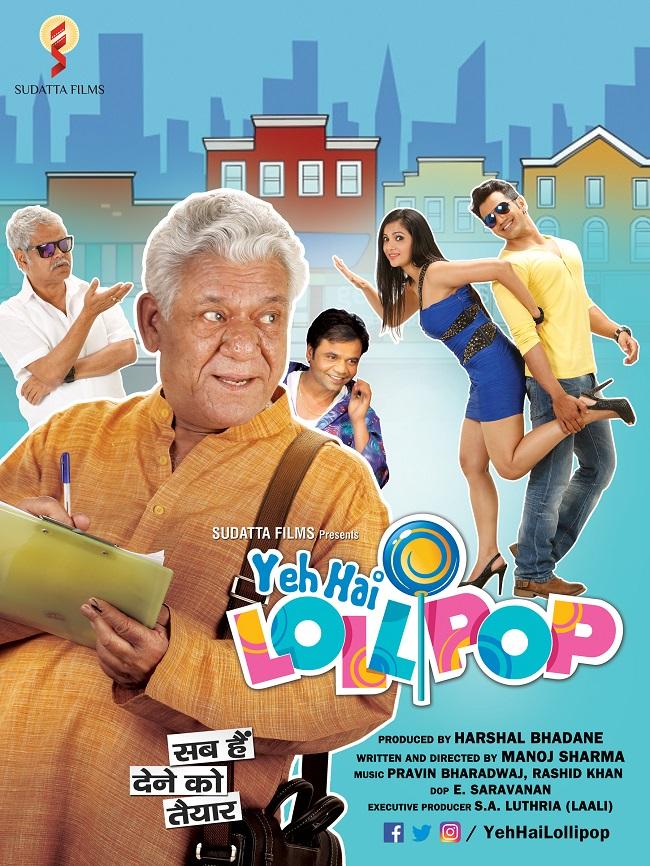 Yeh Hai Lollipop (2016) Hindi 720p DTHRip x264 AAC - Downloadhub