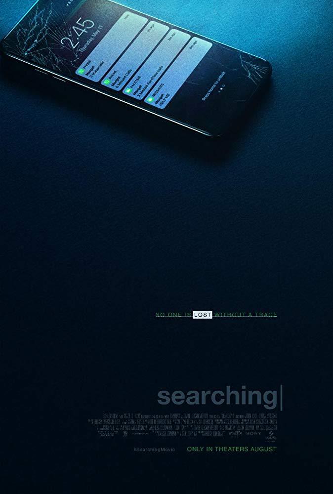 Searching 2018 CAM X264 MP3 English-RypS