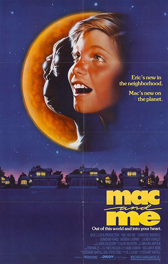 Mac and Me (1988) [BluRay] [720p] YIFY