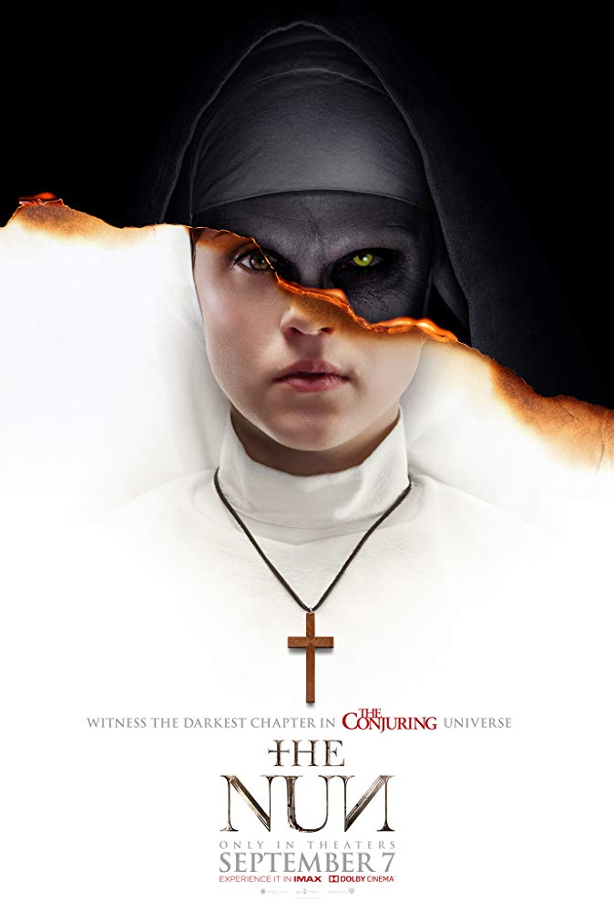 The Nun 2018 NEW TS-1XBET