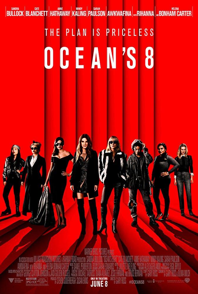 Ocean's Eight - Ocean's 8 (2018) 720p H264 italian english Ac3-5 1 sub NUita eng-MIRCrew