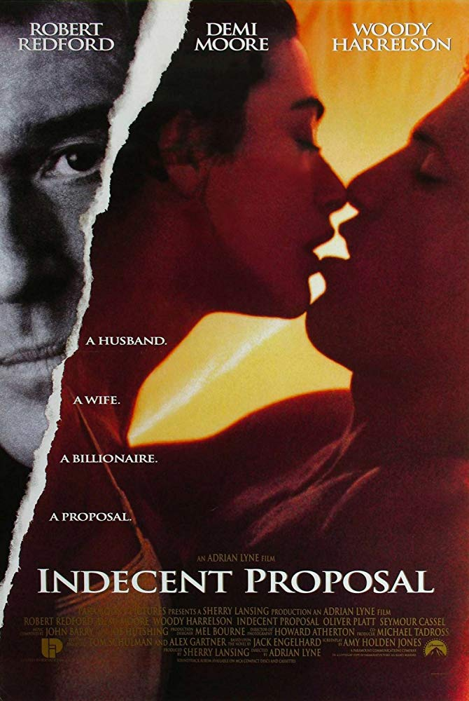 Indecent Proposal 1993 BRRip XviD MP3-XVID