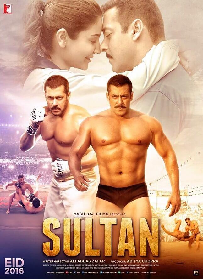 Sultan (2016) [BluRay] [1080p] YIFY