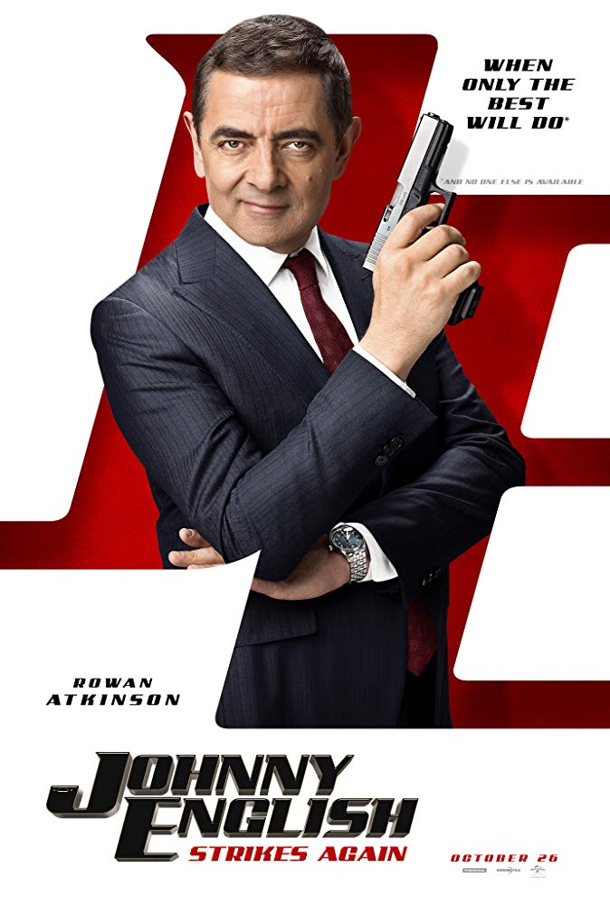 Johnny English Strikes Again (2018) ENG CAM-1XBET