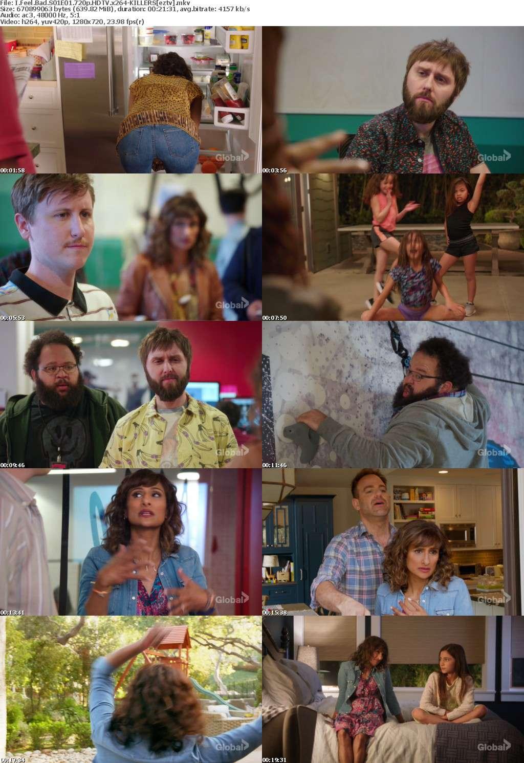 I Feel Bad S01E01 720p HDTV x264-KILLERS