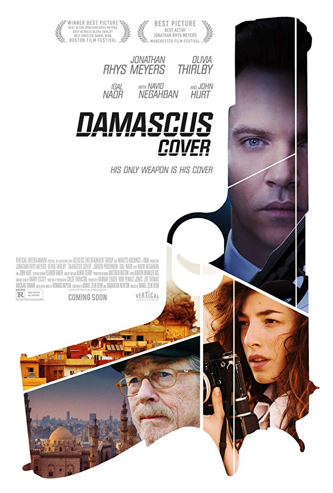 Damascus Cover 2018 1080p Bluray X264-EVO