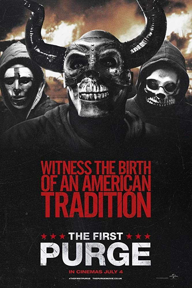 The First Purge (2018) 1080p BRRip 6CH 1 8GB - MkvCage