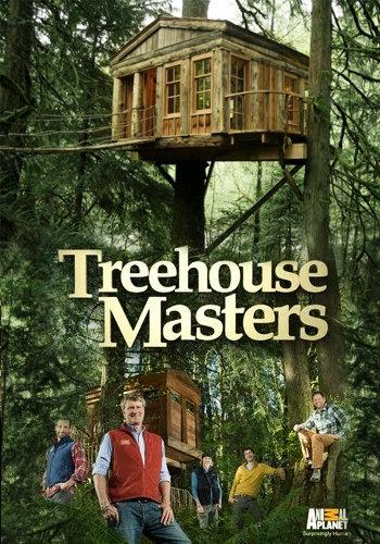 Treehouse Masters S11E07 Lifted Lodge Treehouse WEB x264-CAFFEiNE