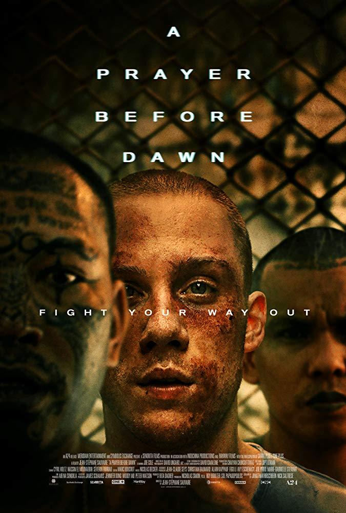 A Prayer Before Dawn 2017 BRRip XviD AC3-XVID