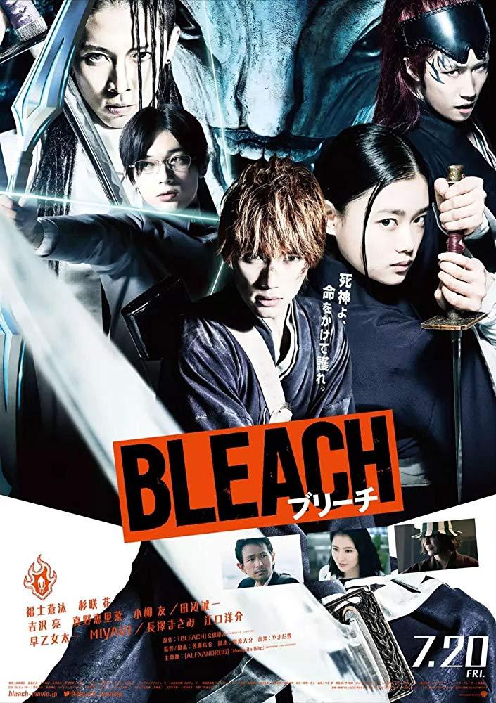 Bleach 2018 1080p NF WEB-DL DDP5 1 x264-NTG