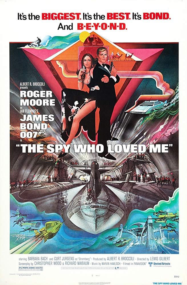James Bond 007:The Spy Who Loved Me 1977 720p BluRay x264-x0r