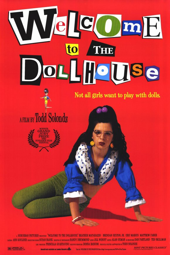 Welcome to the Dollhouse 1995 720p BluRay x264-SiNNERS