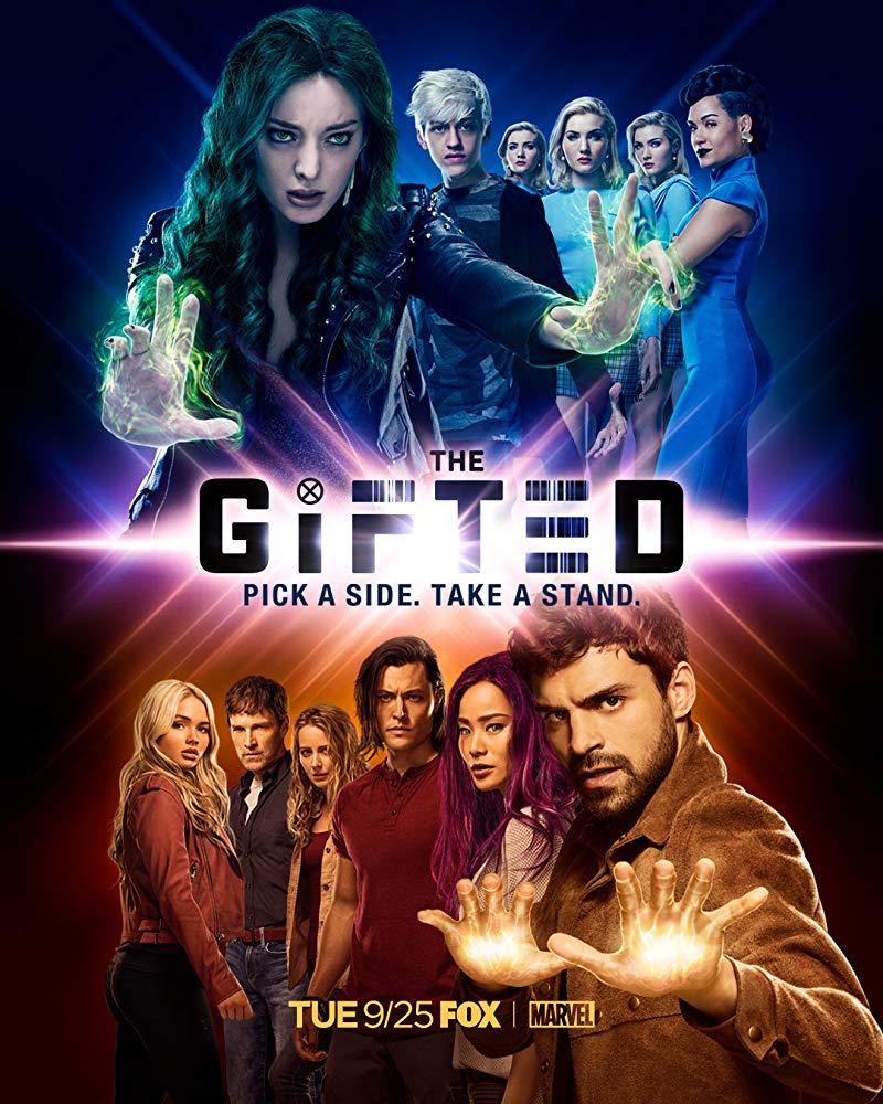 The Gifted S02E01 eMergence 720p AMZN WEBRip DD+5.1 x264-AJP69