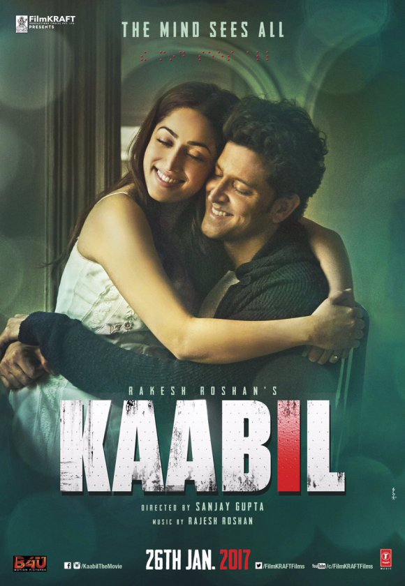 Kaabil 2017 NF WebRip Hindi 720p x264 AAC 5 1 ESub - mkvCinemas