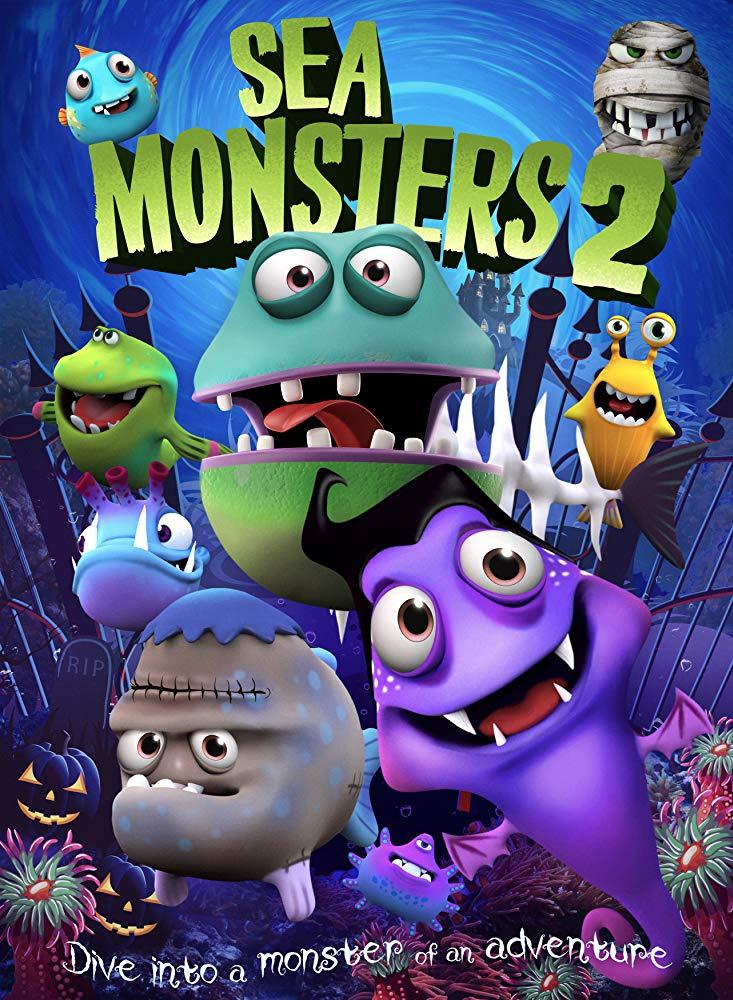 Sea Monsters 2018 HDRip AC3 X264-CMRG[EtMovies]