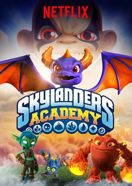 Skylanders Academy S03E10 WEB x264-STRiFE