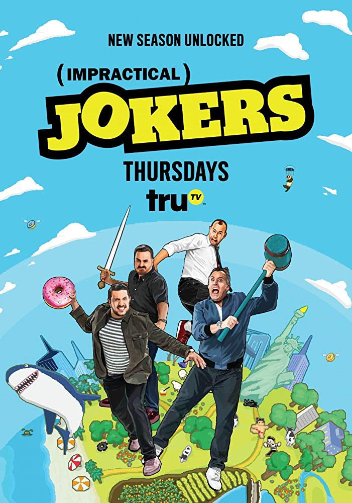 Impractical Jokers S07E11 HDTV x264-W4F