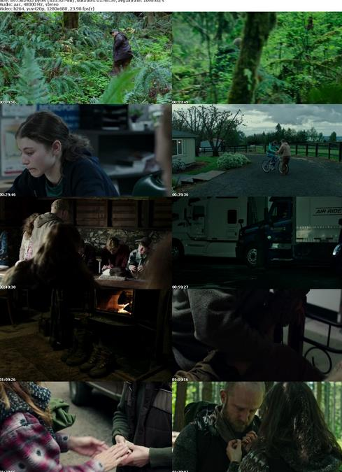 Leave No Trace (2018) 720p Web-DL x264 AAC ESubs - Downloadhub