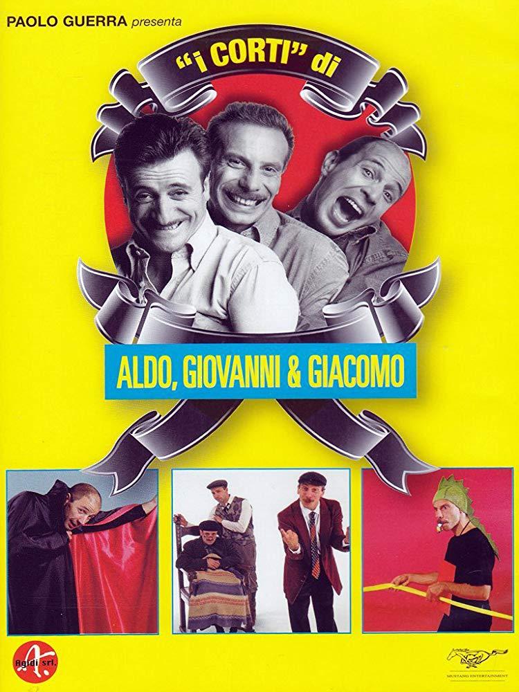 I Corti Di Aldo Giovanni E Giacomo (1995) SD H264 italian Ac3-2 0 sub ita-MIRCrew