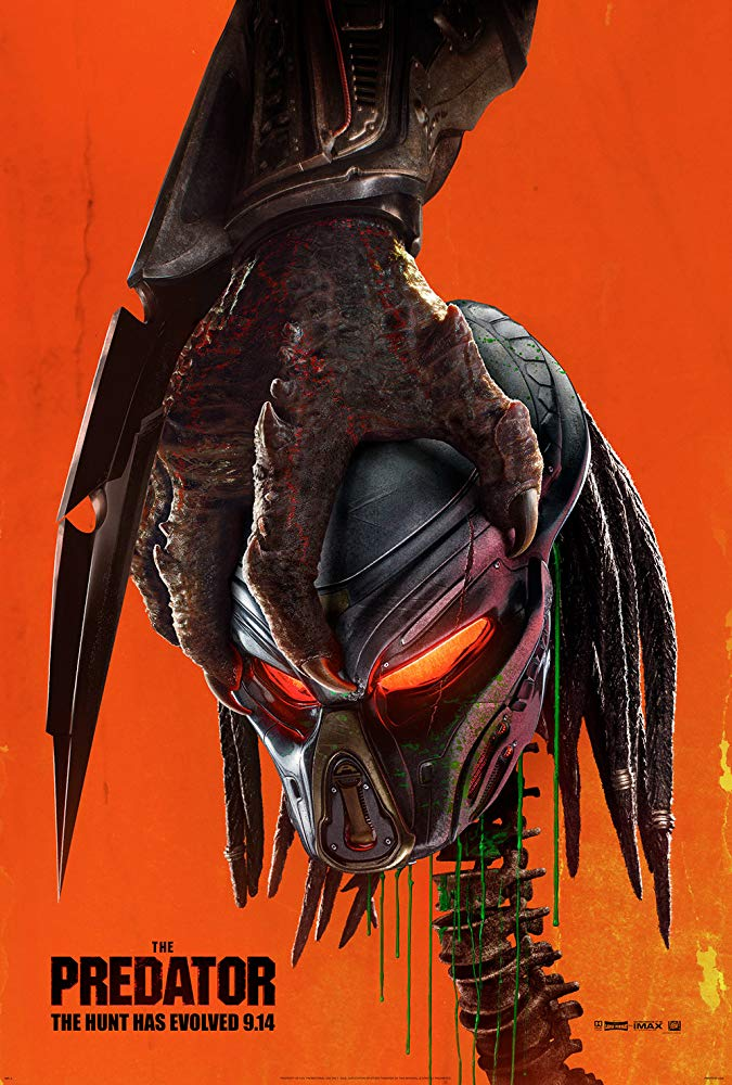 The Predator 2018 NEW 720p HDCAM x264 Dual Audio Hindi - English MW