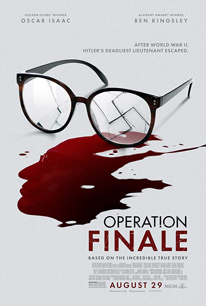 Operation Finale (2018) [WEBRip] [720p] YIFY