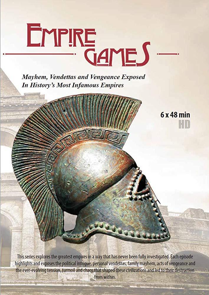 Empire Games S01E02 720p WEB x264-CRiMSON