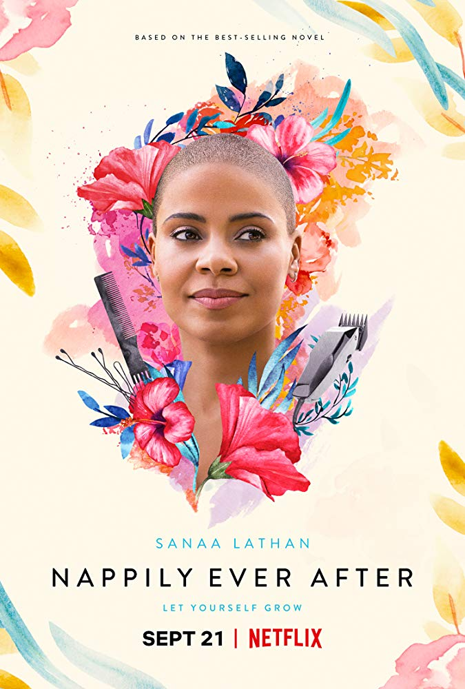 Nappily Ever After 2018 WEBRip XviD AC3-FGT
