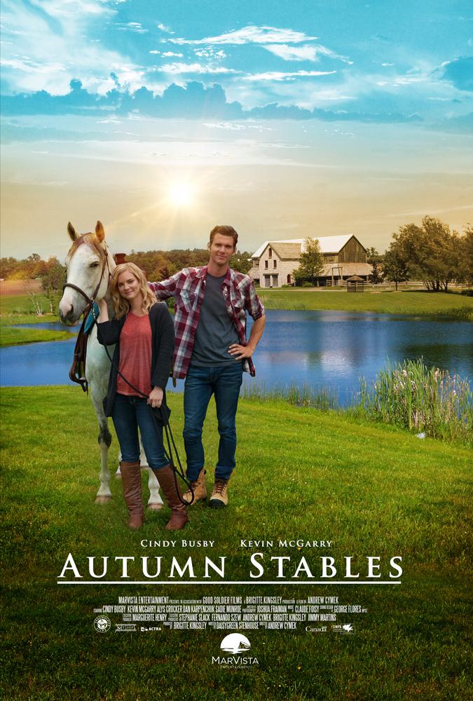 Autumn Stables 2018 HDRip XviD AC3-EVO