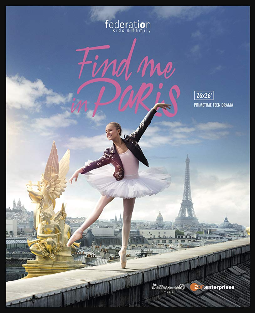 Find Me In Paris S01E14 Time To Face The Music 720p HDTV x264-PLUTONiUM