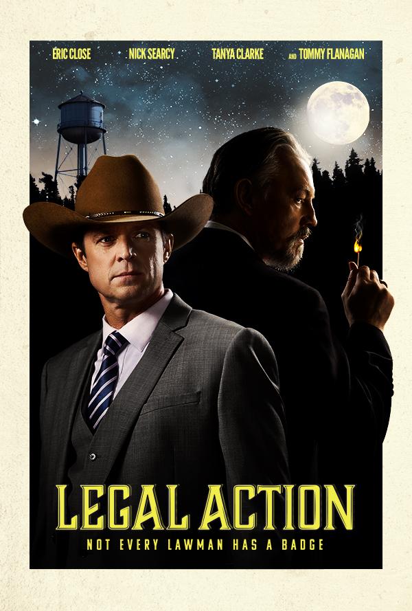 Legal Action 2018 HDRip XviD AC3-EVO
