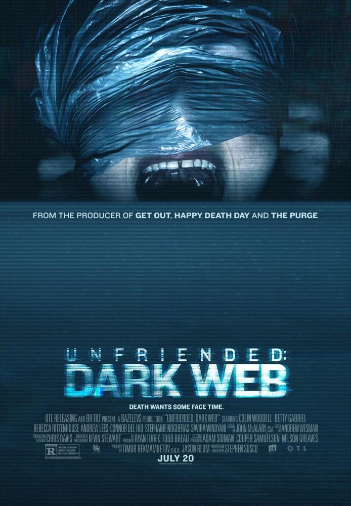 Unfriended Dark Web 2018 1080p BluRay x264-DRONES