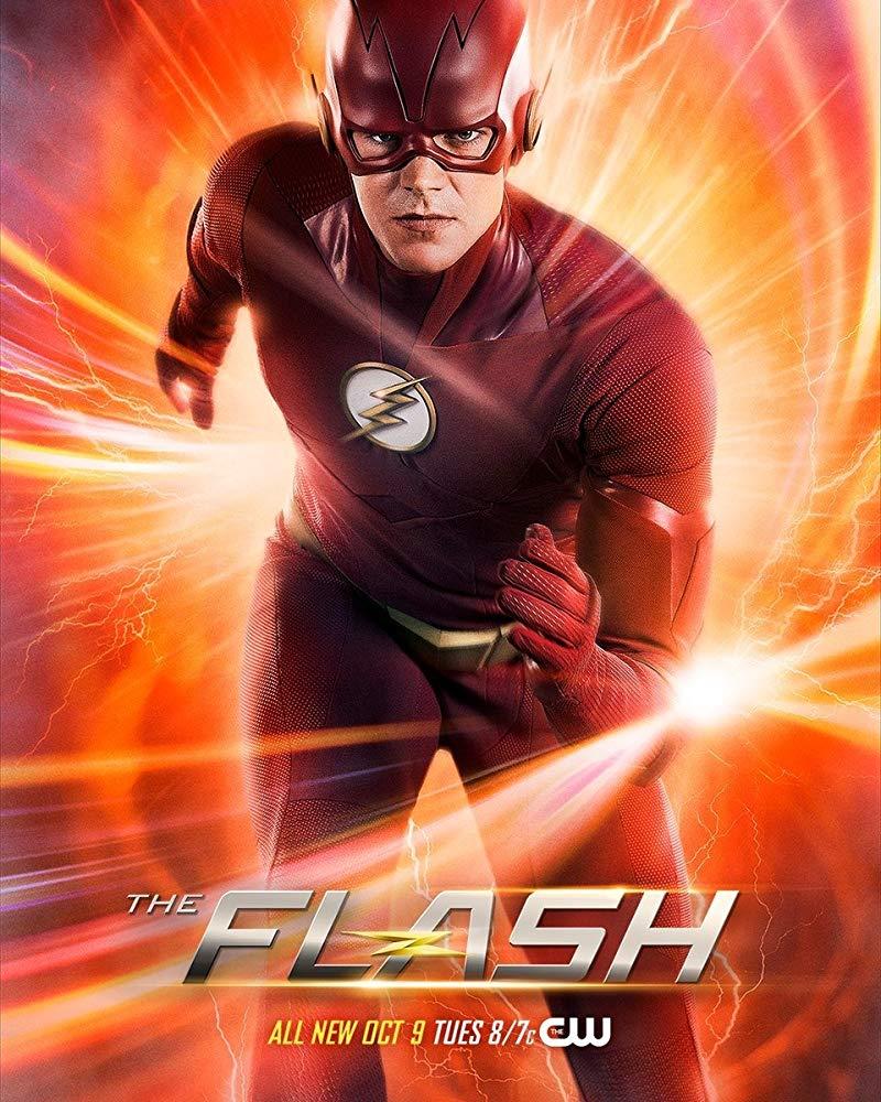 The Flash 2014 S05E01 720p HDTV x264-SVA