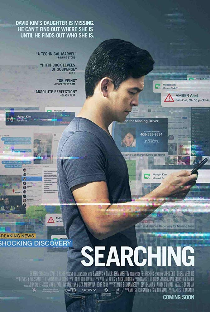 Searching 2018 720p HC HDRip X264 AC3-EVO