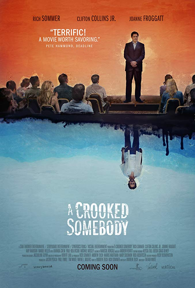 A Crooked Somebody 2018 HDRip XviD AC3-EVO