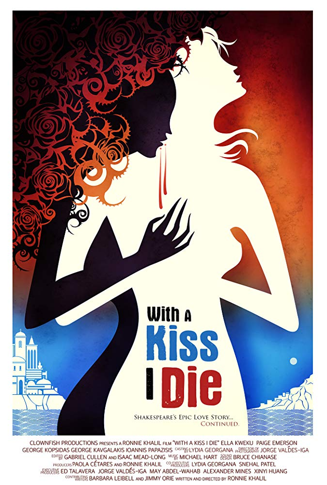 With a Kiss I Die 2018 BRRip XviD AC3-EVO