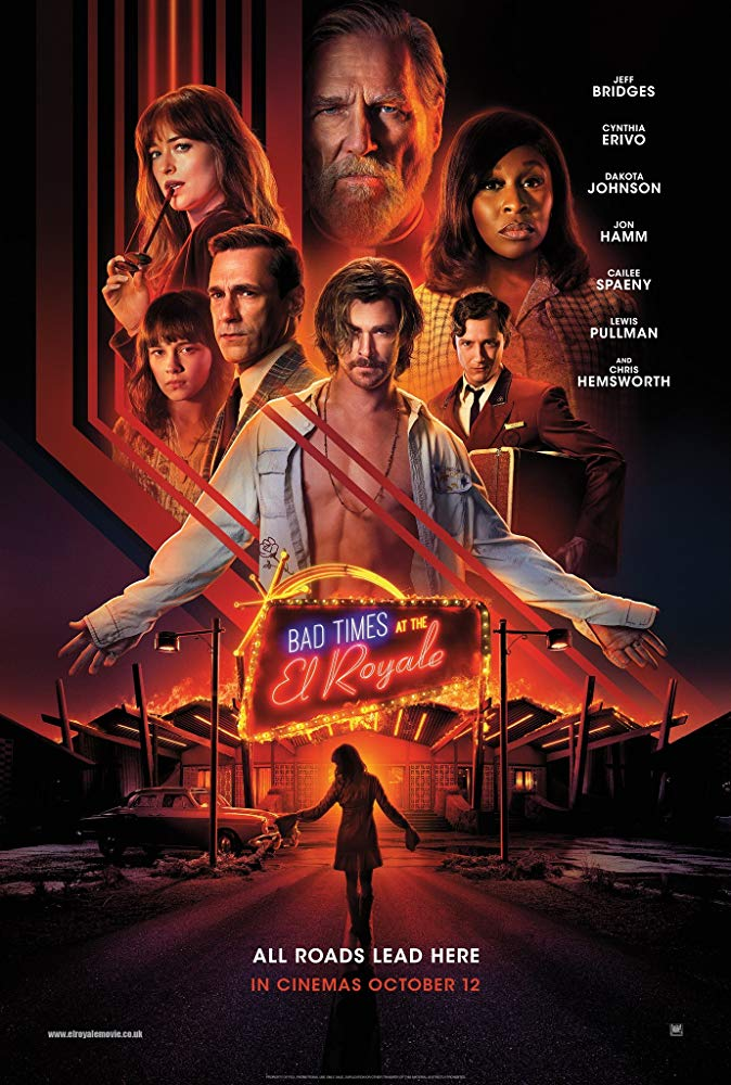 Bad Times at the El Royale 2018 HDCAM XviD-AVID