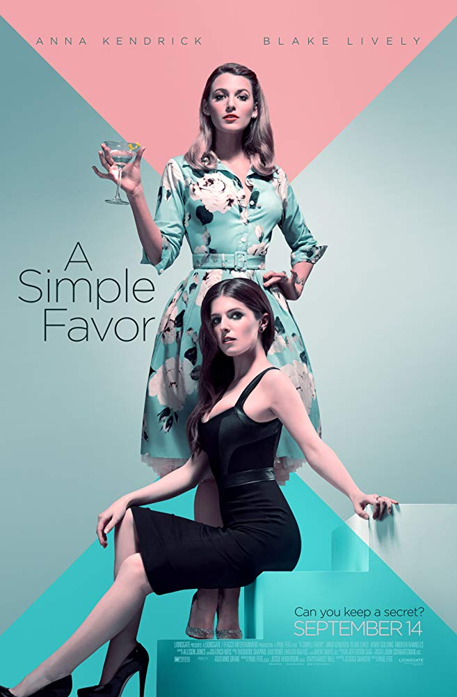 A Simple Favor 2018 720p HDTS x264 AC3-MP4KiNG
