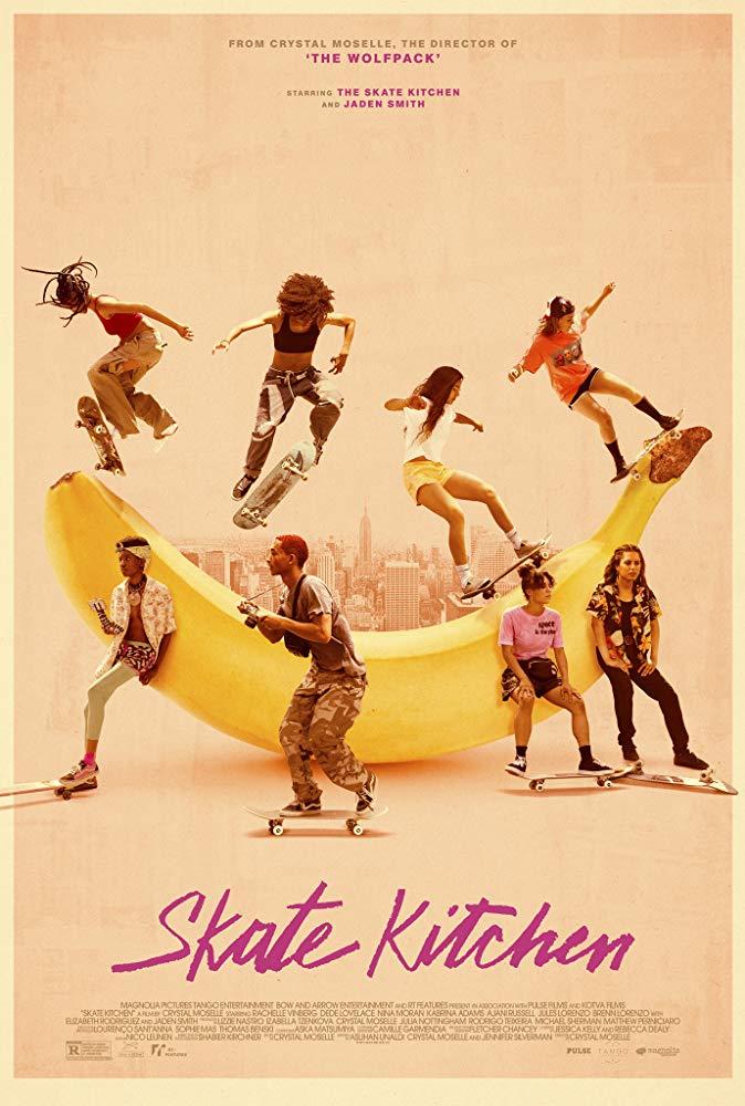 Skate Kitchen 2018 1080p WEB-DL DD5 1 H264-CMRG