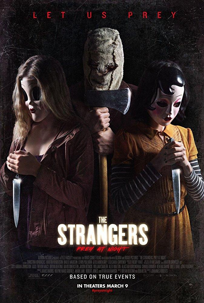The Strangers 2 - Prey at Night (2018) 720p H264 italian english Ac3-5 1 sub NUita-MIRCrew