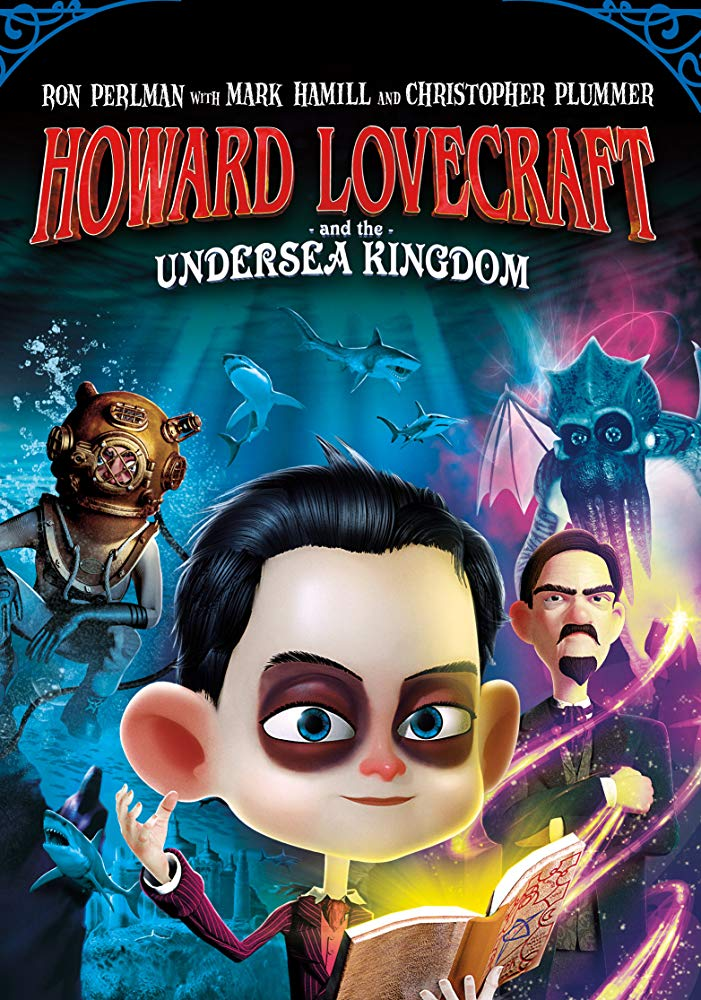 Howard Lovecraft and the Undersea Kingdom 2018 HDRip XviD AC3-EVO